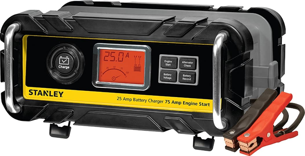 7. Stanley 25 Amp High Frequency Bench